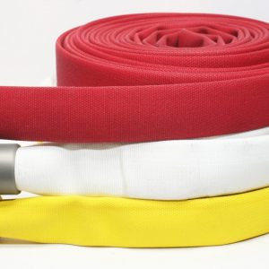 Double Jacket Fire Hose (800 LB Test)