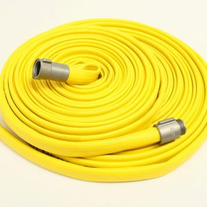 Rubber-Covered Hose for Washdown