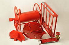 Fire Hose Supplier of Hose Reels and Storage Solutions - Rawhide Fire Hose