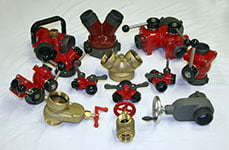 Fire Hose Supplier of Valves and Wyes - Rawhide Fire Hose